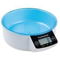 Balance Culinaire Electronique Balance de cuisine - TECHWOOD TPA-855