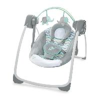Balancelle INGENUITY Balancelle Comfort 2 Go Portable Swing? ? Jungle Journey