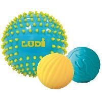Balle - Boule - Ballon Balles Sensorielles Bleues
