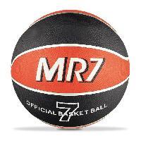 Balle - Boule - Ballon Basket MR7 - Noir et Rouge