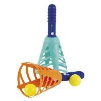 Balle - Boule - Ballon ECOIFFIER sport Jeu de Lance Balles 22 cm