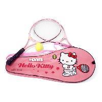 Balle - Boule - Ballon HELLO KITTY Set Tennis