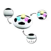 Balle - Boule - Ballon LEXIBOOK Aerofoot. le disque de foot aéroglisseur. 2 buts inclus. glisse facilement. effets lumineux