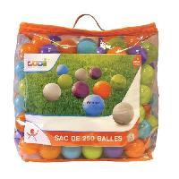 Balle - Boule - Ballon LUDI Sac de Balles x250