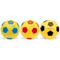 Balle - Boule - Ballon MONDO - Coupe du Monde - FIFA - Ballon de Football Balle en Mousse Ø 20 cm - Mixte - Idéal cours de récréation - Enfant