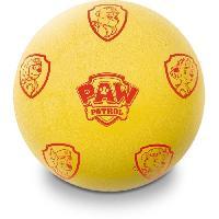 Balle - Boule - Ballon PAT'PATROUILLE Ballon en mousse - 20 cm - Jeu de plein air - Garçon - A partir de 3 ans - Mondo