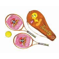 Balle - Boule - Ballon Set Tennis TWETTY - Generique