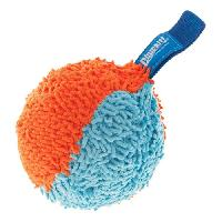 Balle - Frisbee CHUCKIT! Indoor shaker - Balle d'interieur 12cm - Pour chien