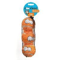 Balle - Frisbee Coockoo 3 Jouets pour chien Breezy Large - 7.65cm - Orange