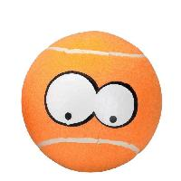 Balle - Frisbee Coockoo Jouet pour chien Breezy Extreme - 15.25 cm - Orange