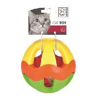 Balle - Frisbee MPETS Balle de jeux Vague - Pour chat - Multi couleurs