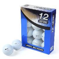 Balle De Golf 12 Balles de Golf Nike 20XI - Blanc