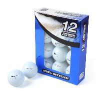 Balle De Golf 12 Balles de Golf Nike Mix - Blanc