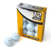 Balle De Golf 12 Balles de Golf Titleist Pro V1X - Blanc