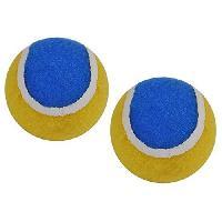 Balle De Jonglage - Balle Contact HUDORA 2 Balles Rechange pour Jeu Attrappe balle