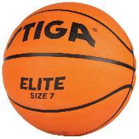 Ballon De Basket-ball Ballon de basket-ball Elite - Orange - Taille 7