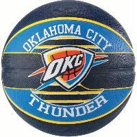 Ballon De Basket-ball Ballon de basket-ball NBA Team Oklahoma City - Bleu - Taille 7 - 7
