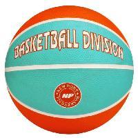 Ballon De Basket-ball NEW PORT Mini-ballon de basketball - Orange - Generique