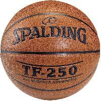 Ballon De Basket-ball SPALDING Ballon Basket-ball TF 250 Taille 7