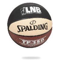 Ballon De Basket-ball SPALDING Ballon Basket-ball TF 350 LNB In-Out BKT