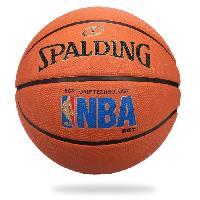 Ballon De Basket-ball SPALDING Ballon de basket-ball NBA SGT - Taille 7 - Orange