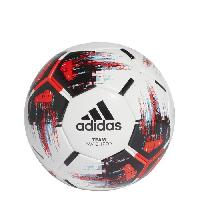 Ballon De Football ADIDAS Ballon Team Match Pro Matchball Blanc Rouge Noir - Adidas Performance