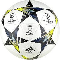 Ballon De Football ADIDAS Ballon de football Finale Kiev 2018 - Blanc et noir - Taille 5