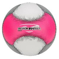 Ballon De Football AVENTO Mini-ballon de beach football Soft - Rose