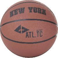 Ballon De Football Ballon de Basket New York - Or fonce - 7 - Homme