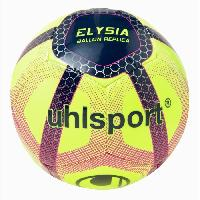 Ballon De Football Ballon de Football Elysia Beach Soccer - Jaune. bleu et rouge - Taille 5