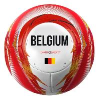 Ballon De Football CHRONOSPORT Ballon de football Belgique - Taille 5