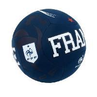 Ballon De Football FFF Ballon Neoprene 6 panneaux T7