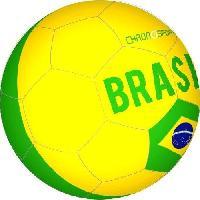 Ballon De Football Mini Ballon T2 Brazil - 2 - Mini Ballon
