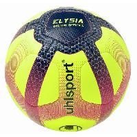 Ballon De Football UHLSPORT Ballon de Football Elysia Officiel - Jaune. bleu et rouge - Taille 5