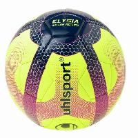 Ballon De Football UHLSPORT Ballon de Football Elysia Replica - Jaune. bleu et rouge - Taille 5