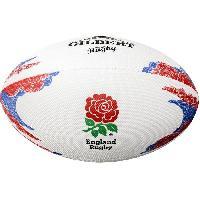 Ballon De Rugby GILBERT Ballon de Beach rugby - Angleterre - Taille 4
