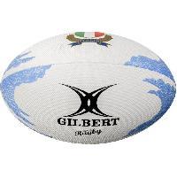 Ballon De Rugby GILBERT Ballon de Beach rugby - Italie - Taille 4
