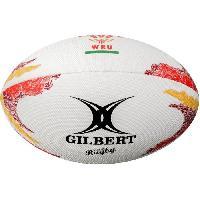 Ballon De Rugby GILBERT Ballon de Beach rugby - Pays de Galles - Taille 4