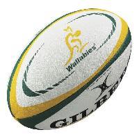 Ballon De Rugby GILBERT Ballon de Rugby Australie - 1