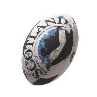 Ballon De Rugby GILBERT Ballon de rugby FLAG SUPPORTER - Ecosse - Taille 5