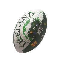 Ballon De Rugby GILBERT Ballon de rugby FLAG SUPPORTER - Irlande - Taille 5