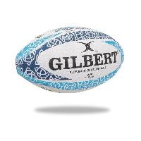 Ballon De Rugby GILBERT Ballon de rugby MASCOTTES - Ecosse Flower of Scotland - Taille Mini