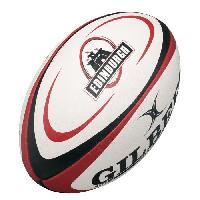 Ballon De Rugby GILBERT Ballon de rugby REPLICA - Edinbourg - Taille Midi
