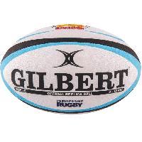 Ballon De Rugby GILBERT Ballon de rugby REPLICA - Exeter - Taille Midi