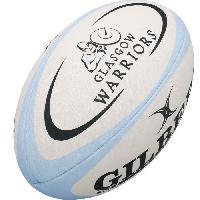Ballon De Rugby GILBERT Ballon de rugby REPLICA - Glasgow - Taille Midi