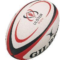Ballon De Rugby GILBERT Ballon de rugby REPLICA - Ulster - Taille Midi