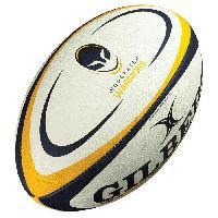 Ballon De Rugby GILBERT Ballon de rugby REPLICA - Worcester - Taille Midi
