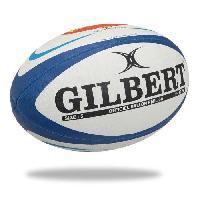 Ballon De Rugby GILBERT Ballon de rugby Replique Club Agen - Taille 5 - Homme