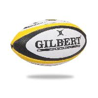 Ballon De Rugby GILBERT Ballon de rugby Replique Club La Rochelle Mini - Homme