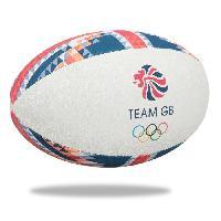 Ballon De Rugby GILBERT Ballon de rugby SUPPORTER - Angleterre - Taille 5